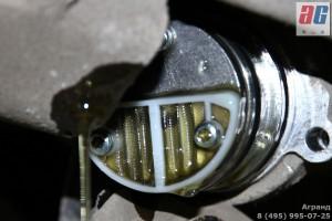 Haldex Замена масла фильтра