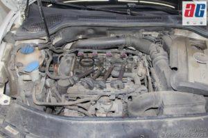 диагностика двигателя шкода